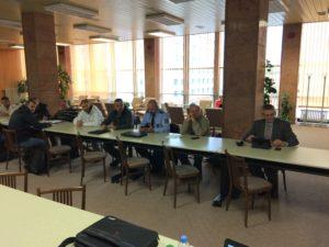 Účastníci setkání